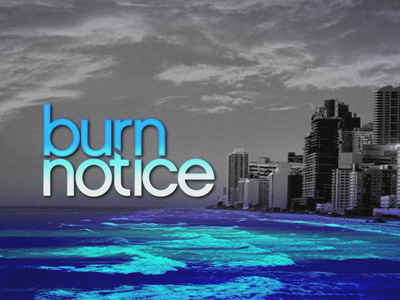 Burn Notice Series | Director of Photography