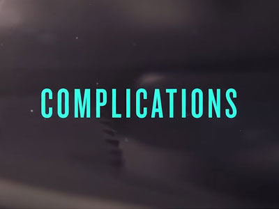 Complications TV Series | Director of Photography